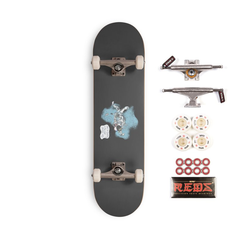 Bright Peculiar Oddity Accessories Complete - Pro Skateboard by JQBX Store - Listen Together