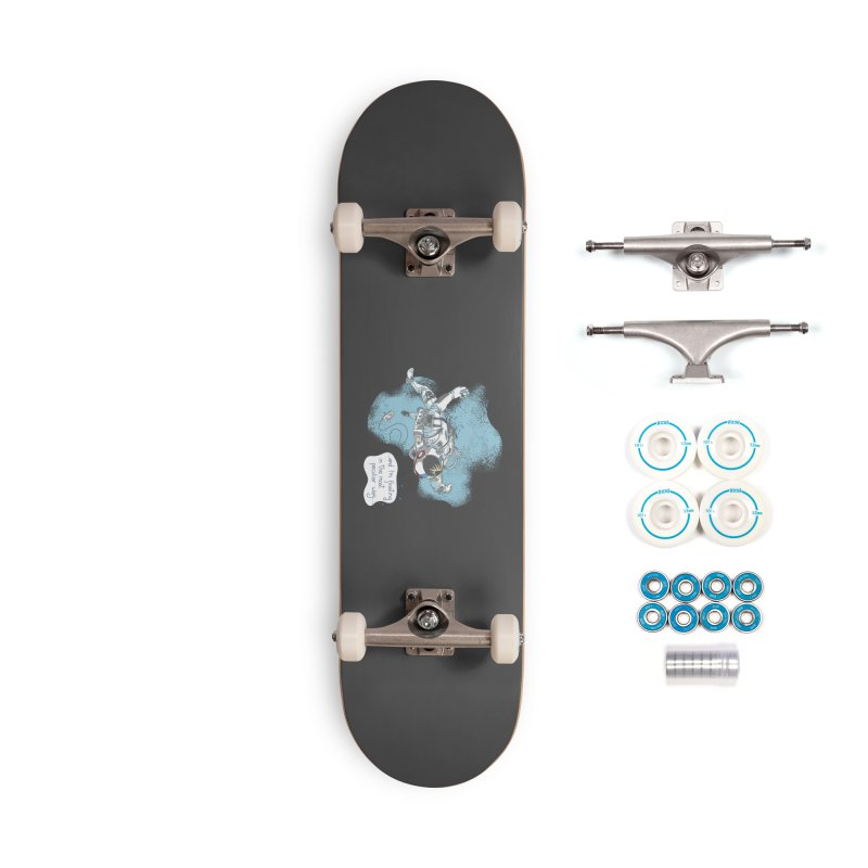 Bright Peculiar Oddity Accessories Skateboard by JQBX Store - Listen Together