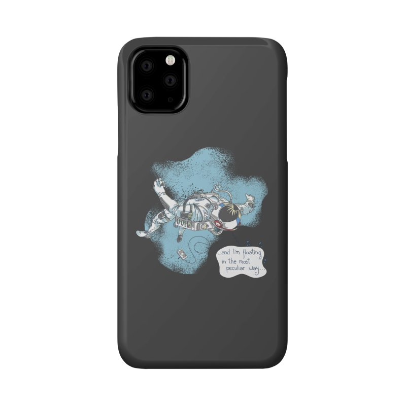 Bright Peculiar Oddity Accessories Phone Case by JQBX Store - Listen Together