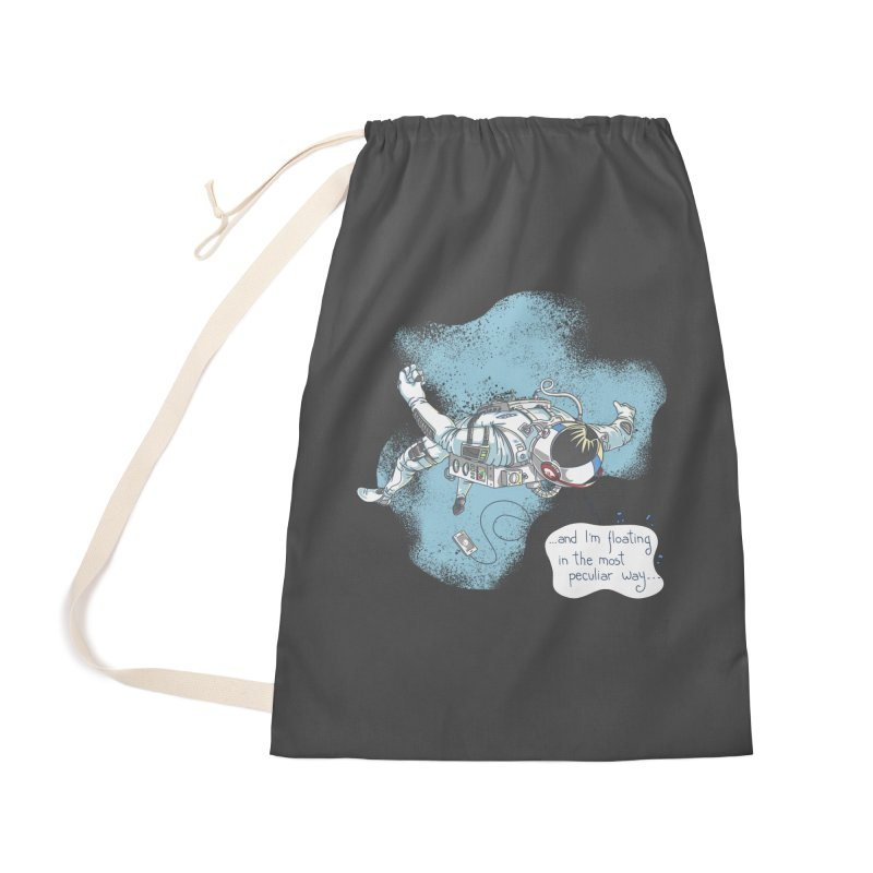 Bright Peculiar Oddity Accessories Bag by JQBX Store - Listen Together
