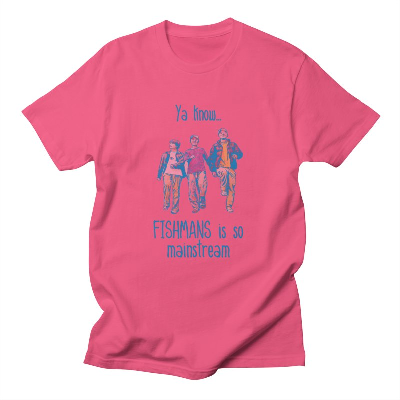 The Mainstreamers Fishmans Men's Regular T-Shirt by JQBX Store - Listen Together