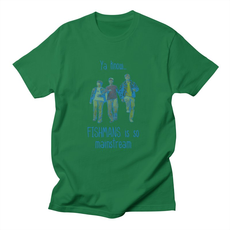The Mainstreamers Fishmans Women's T-Shirt by JQBX Store - Listen Together
