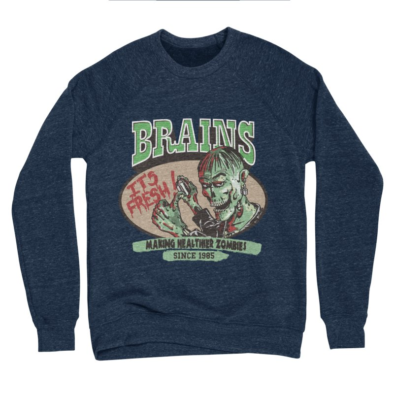 Freshly picked Men's Sponge Fleece Sweatshirt by JQBX Store - Listen Together