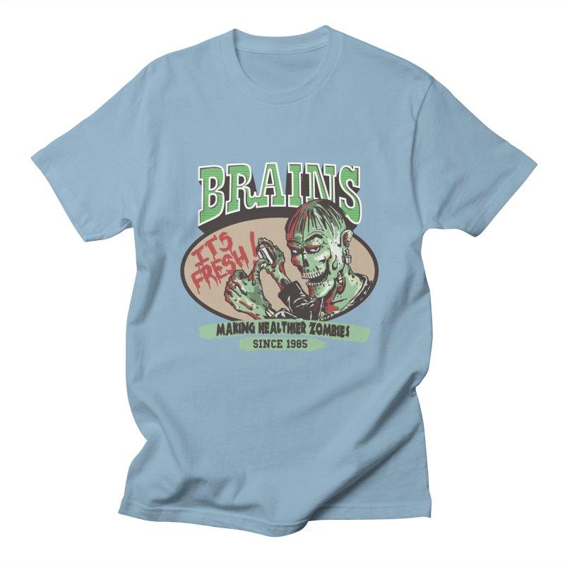Freshly picked Men's Regular T-Shirt by JQBX Store - Listen Together