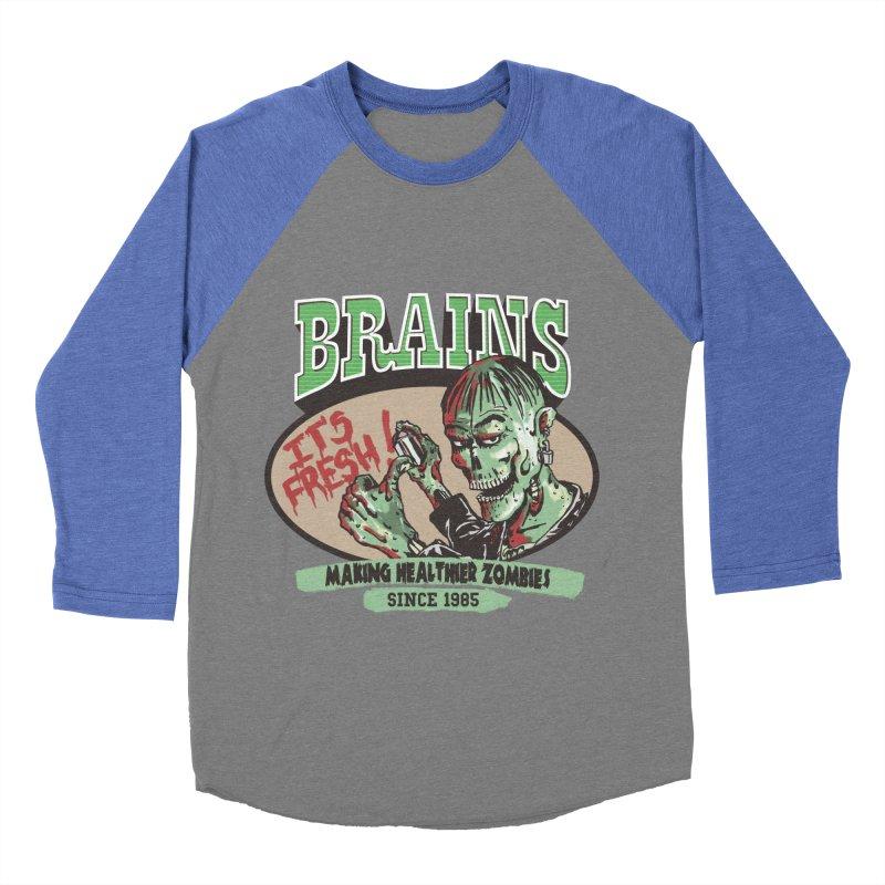 Freshly picked Women's Baseball Triblend Longsleeve T-Shirt by JQBX Store - Listen Together