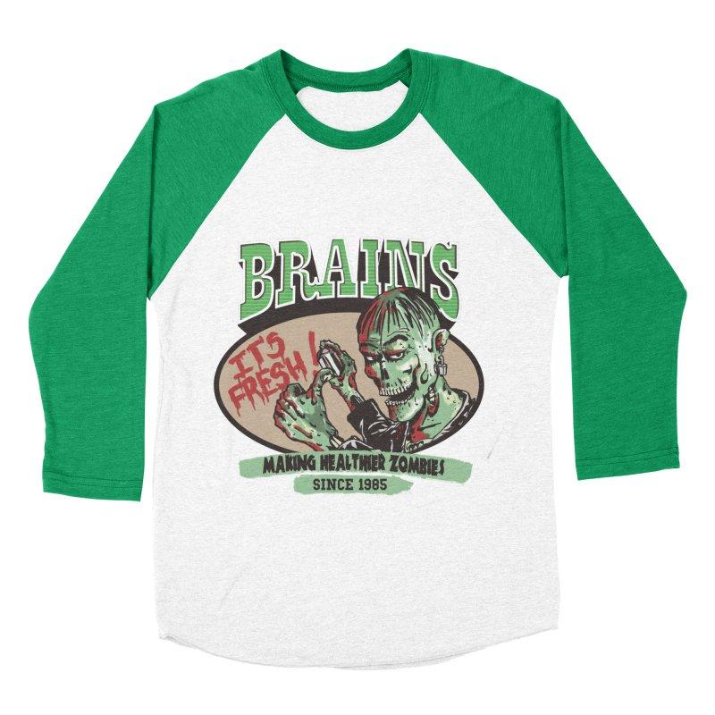 Freshly picked Men's Baseball Triblend Longsleeve T-Shirt by JQBX Store - Listen Together