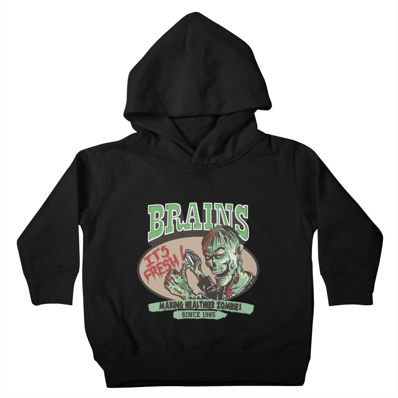 Freshly picked Kids Toddler Pullover Hoody by JQBX Store - Listen Together