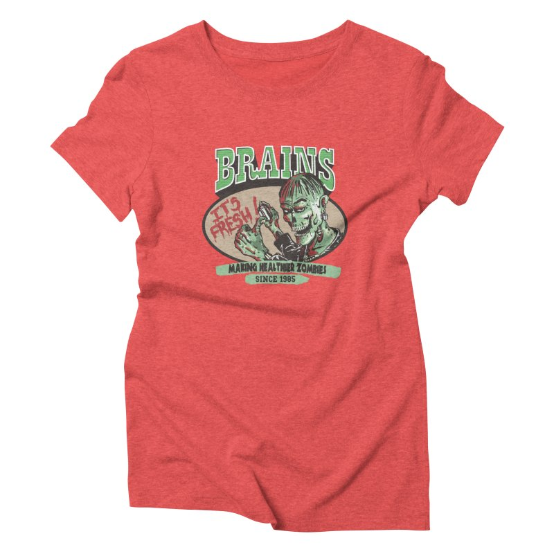 Freshly picked Women's Triblend T-Shirt by JQBX Store - Listen Together