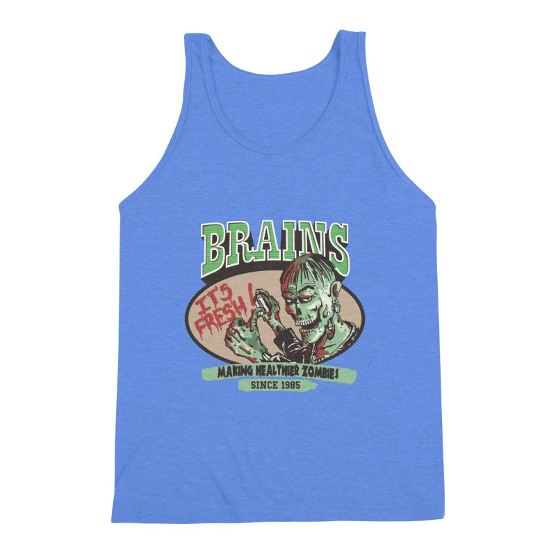 Freshly picked Men's Triblend Tank by JQBX Store - Listen Together