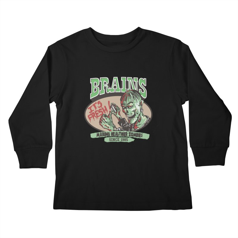 Freshly picked Kids Longsleeve T-Shirt by JQBX Store - Listen Together