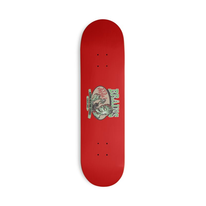 Freshly picked Accessories Deck Only Skateboard by JQBX Store - Listen Together
