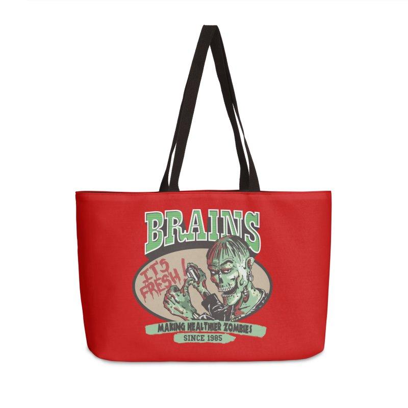 Freshly picked Accessories Weekender Bag Bag by JQBX Store - Listen Together
