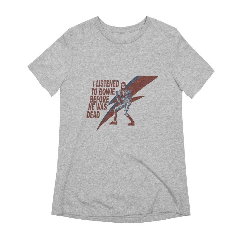 Deado Deado Women's Extra Soft T-Shirt by JQBX Store - Listen Together