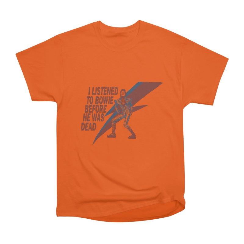 Deado Deado Men's T-Shirt by JQBX Store - Listen Together