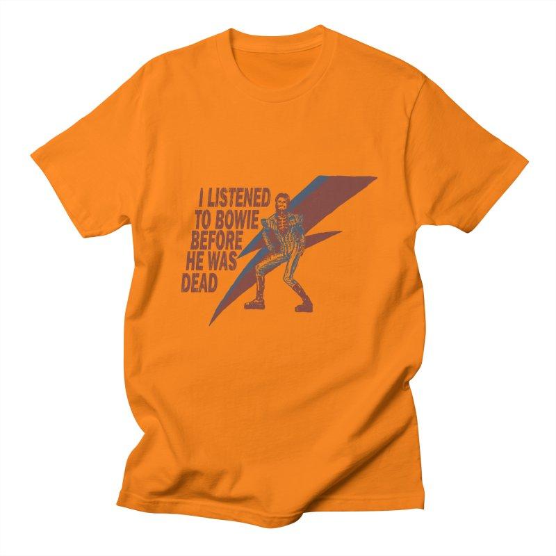Deado Deado Women's Regular Unisex T-Shirt by JQBX Store - Listen Together