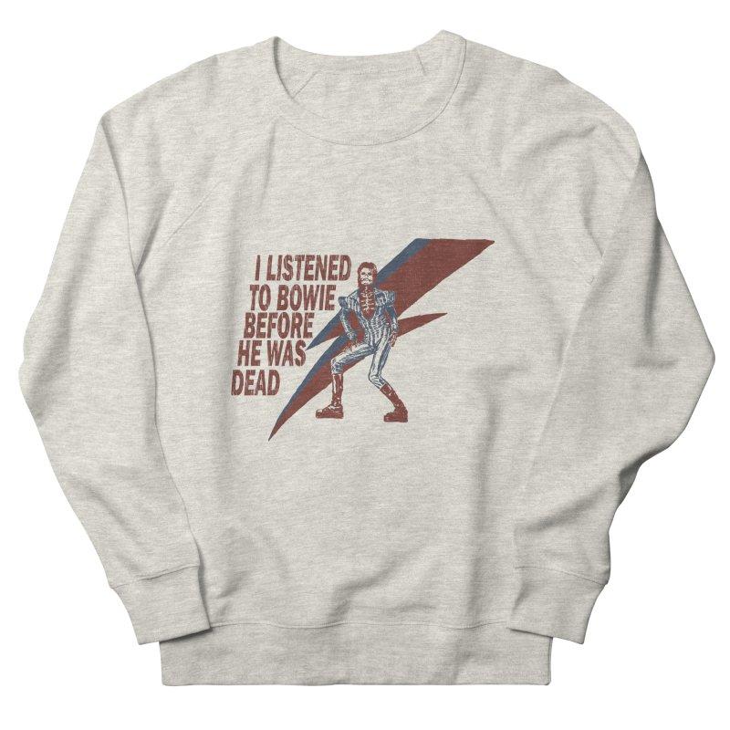 Deado Deado Women's French Terry Sweatshirt by JQBX Store - Listen Together