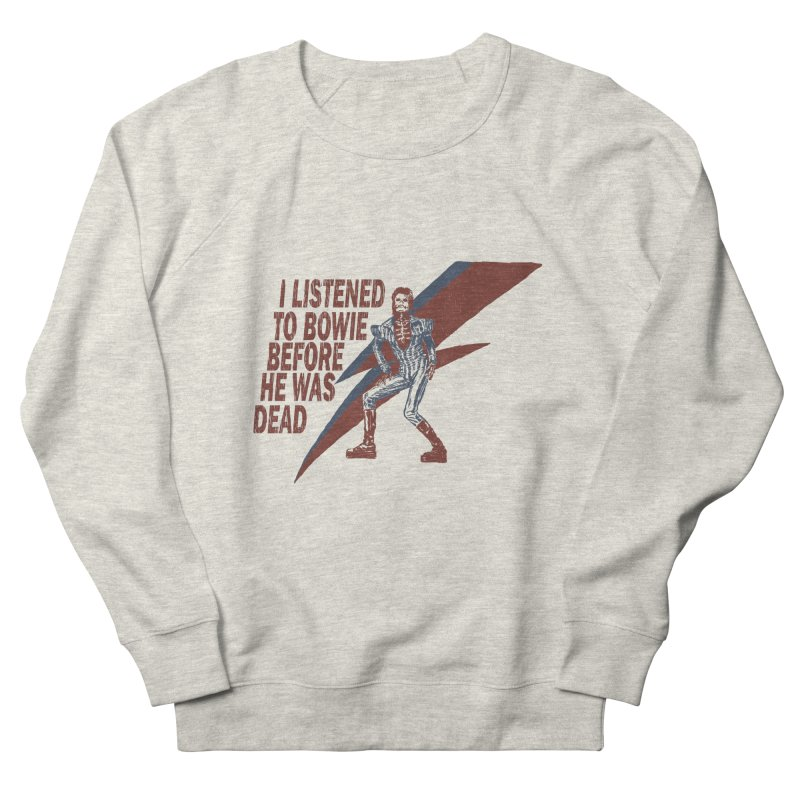 Deado Deado Men's French Terry Sweatshirt by JQBX Store - Listen Together
