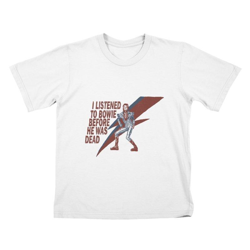 Deado Deado Kids T-Shirt by JQBX Store - Listen Together