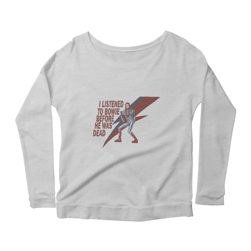 Deado Deado Women's Longsleeve T-Shirt by JQBX Store - Listen Together