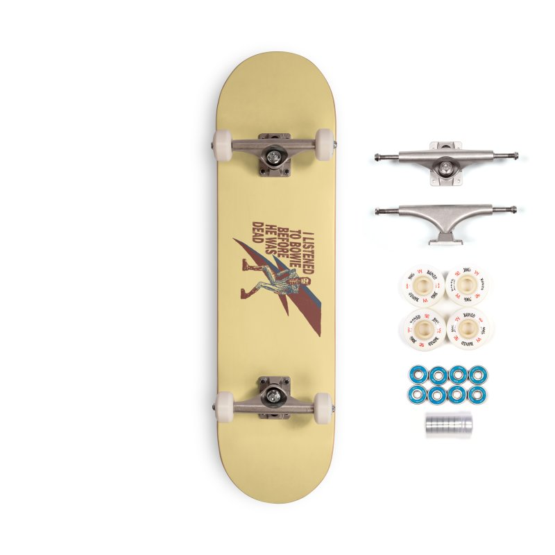 Deado Deado Accessories Complete - Premium Skateboard by JQBX Store - Listen Together