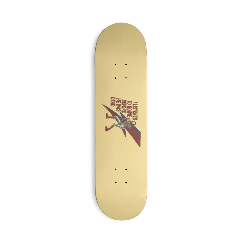 Deado Deado Accessories Deck Only Skateboard by JQBX Store - Listen Together