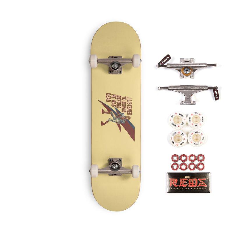 Deado Deado Accessories Complete - Pro Skateboard by JQBX Store - Listen Together