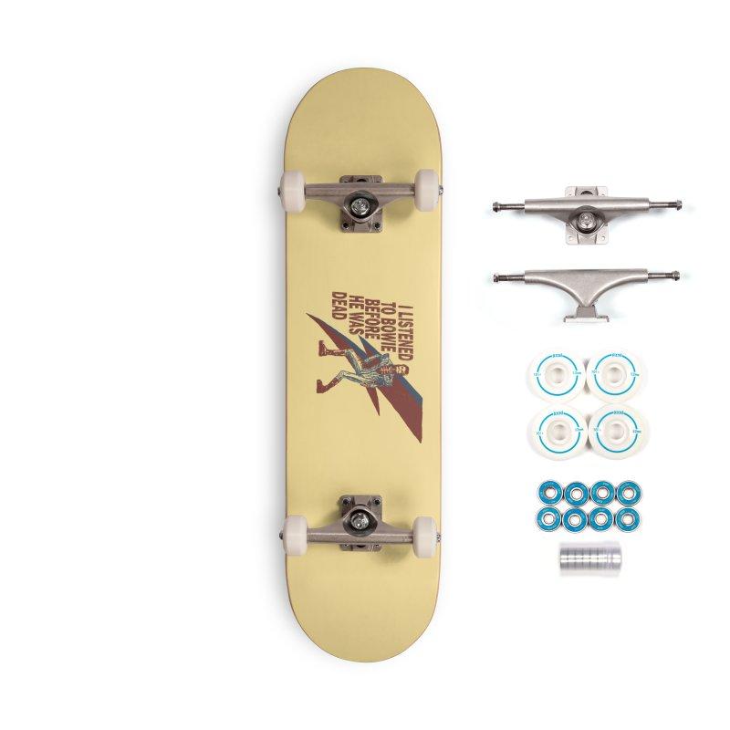Deado Deado Accessories Complete - Basic Skateboard by JQBX Store - Listen Together