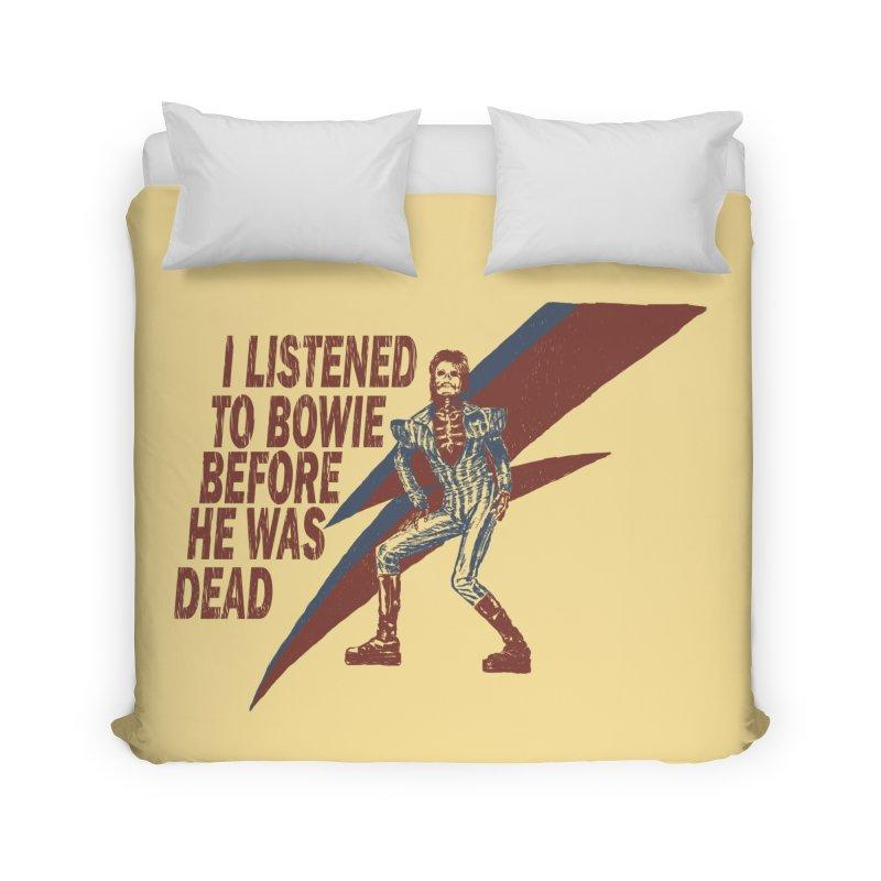 Deado Deado Home Duvet by JQBX Store - Listen Together