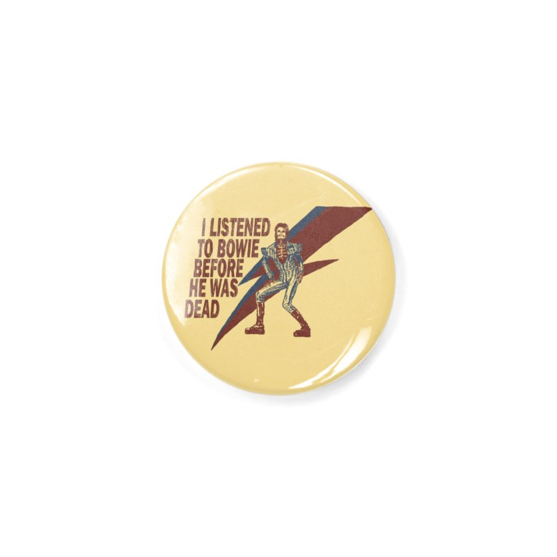Deado Deado Accessories Button by JQBX Store - Listen Together