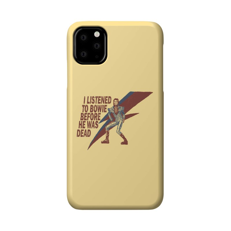 Deado Deado Accessories Phone Case by JQBX Store - Listen Together