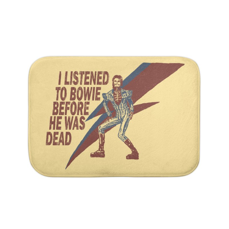 Deado Deado Home Bath Mat by JQBX Store - Listen Together