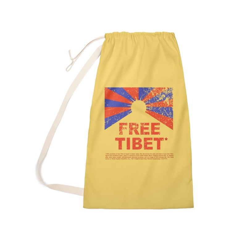 Free Tibet Accessories Bag by JQBX Store - Listen Together