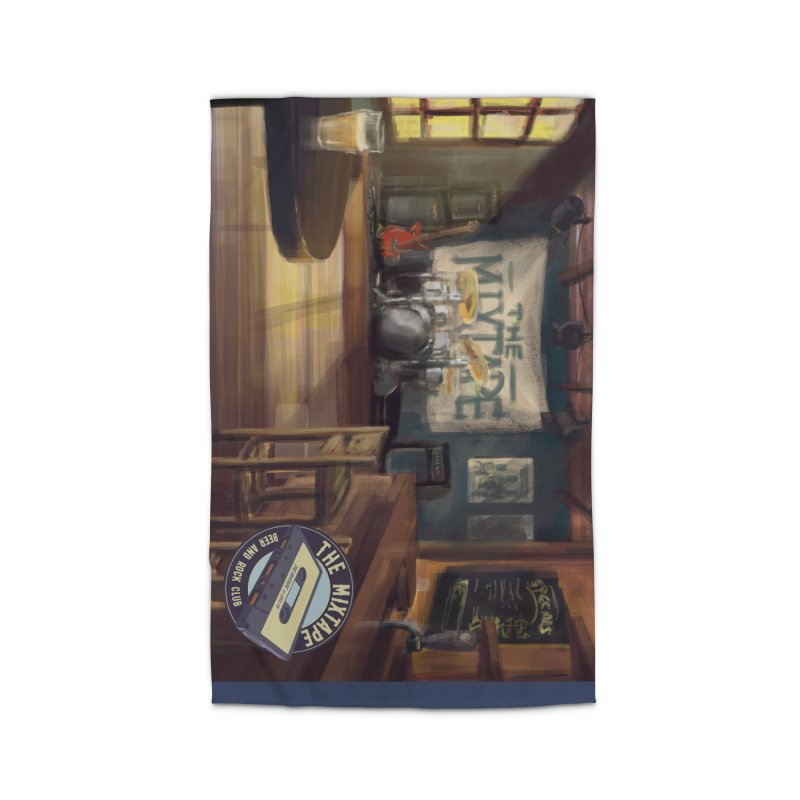 Mixtape Bar Poster Home Rug by JQBX Store - Listen Together