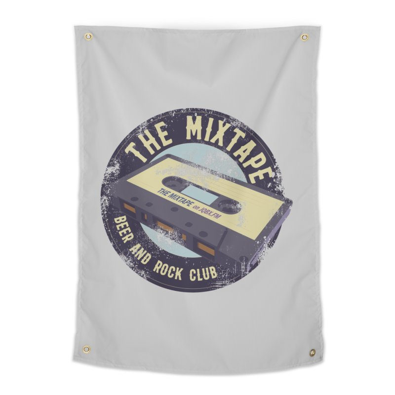 The Mixtape on JQBX Home Tapestry by JQBX Store - Listen Together