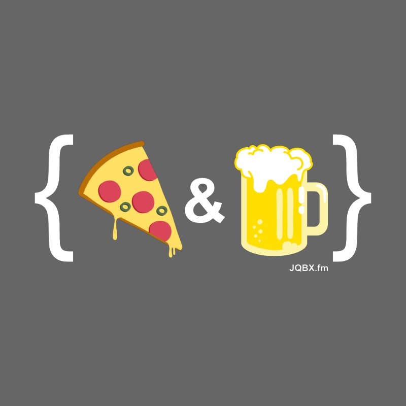 Pizza & Beer JQBX Accessories Skateboard by JQBX Store - Listen Together