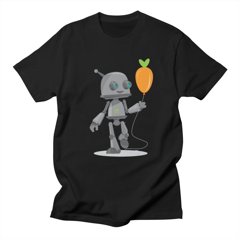 Vegan Bot Men's T-shirt by jr0bert's Shop