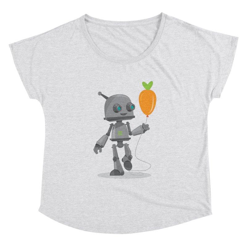 Vegan Bot Women's Dolman by jr0bert's Shop