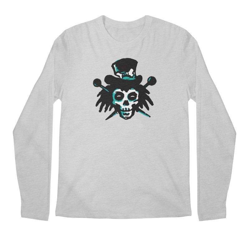 VooDooTemplate Men's Longsleeve T-Shirt by jredoudesign Artist Shop