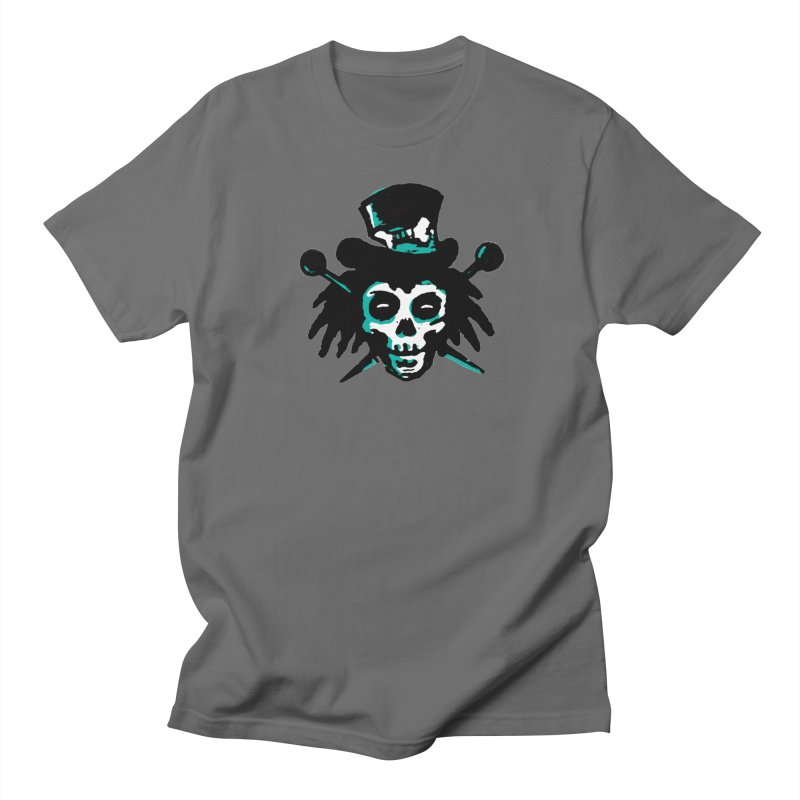 VooDooTemplate Men's T-shirt by jredoudesign Artist Shop