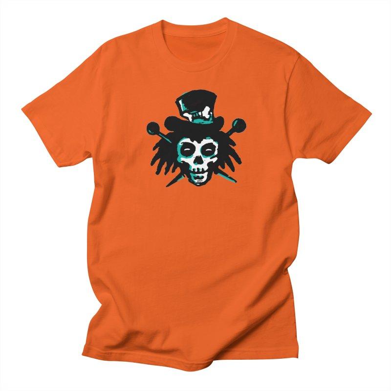 VooDooTemplate Men's T-shirt by jredoudesign Artist Shop