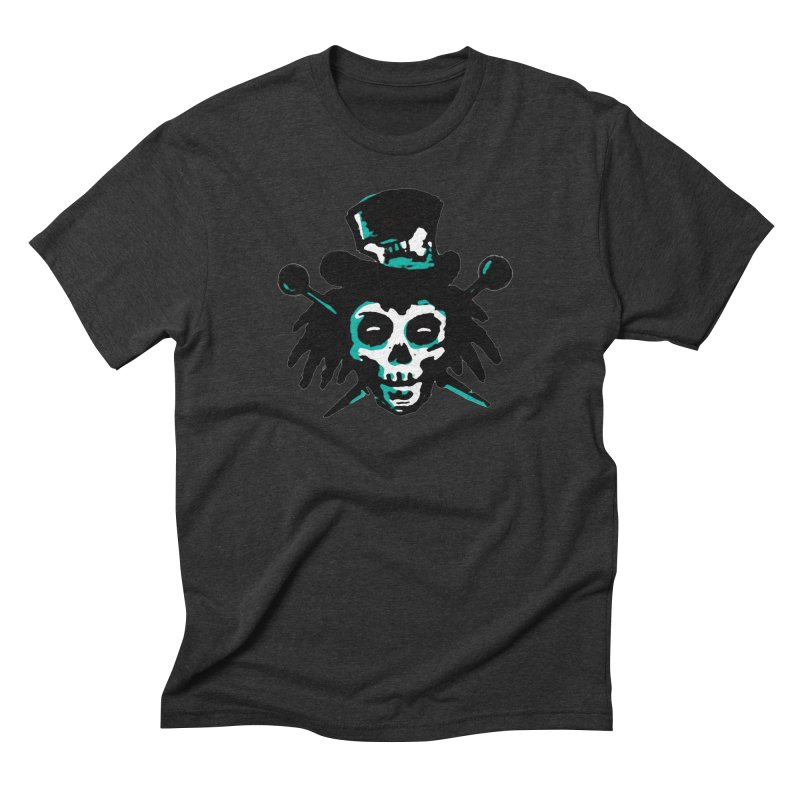 VooDooTemplate Men's Triblend T-shirt by jredoudesign Artist Shop