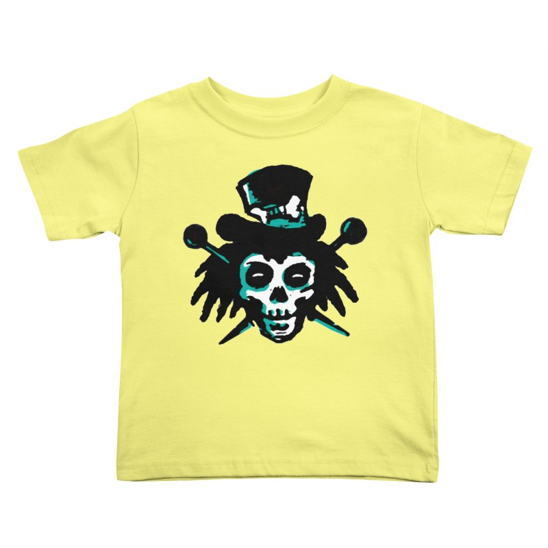 VooDooTemplate Kids Toddler T-Shirt by jredoudesign Artist Shop