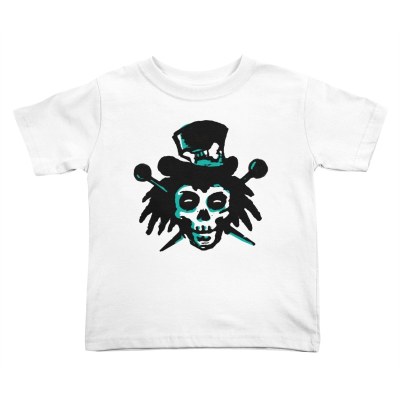 VooDooTemplate Kids Toddler T-Shirt by jredoudesign Artist Shop