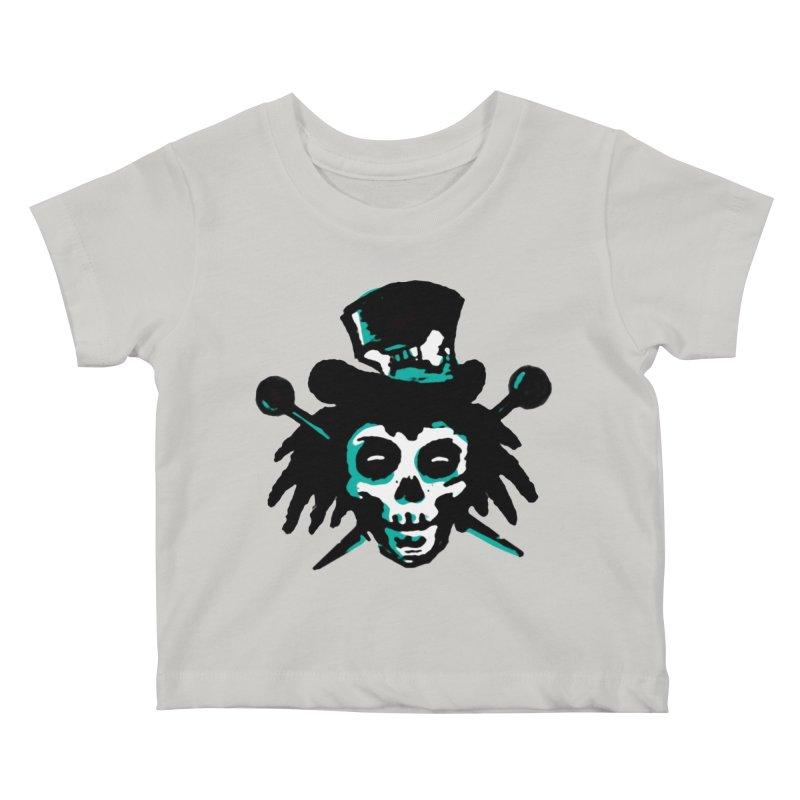 VooDooTemplate Kids Baby T-Shirt by jredoudesign Artist Shop