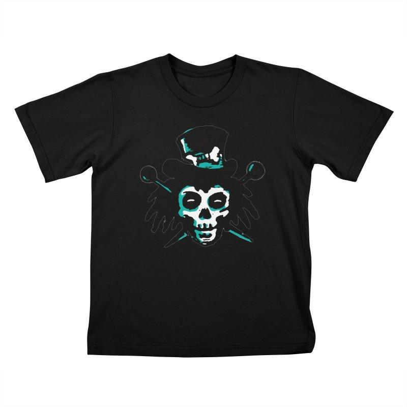 VooDooTemplate Kids T-shirt by jredoudesign Artist Shop