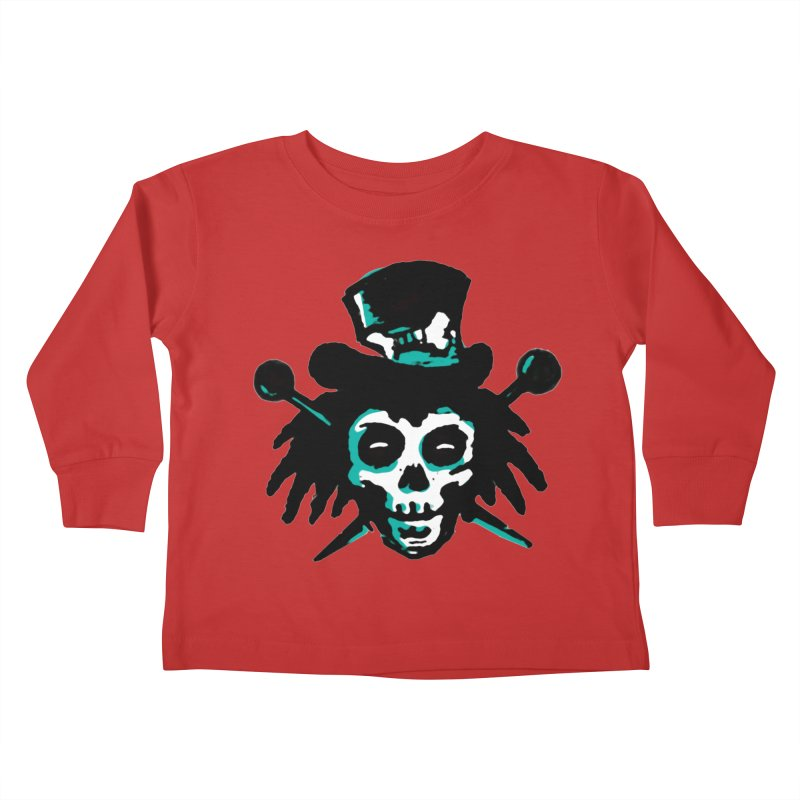 VooDooTemplate Kids Toddler Longsleeve T-Shirt by jredoudesign Artist Shop