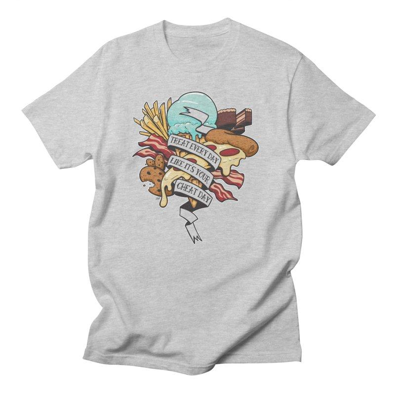 Cheat Day Women's Unisex T-Shirt by jrieman's Artist Shop