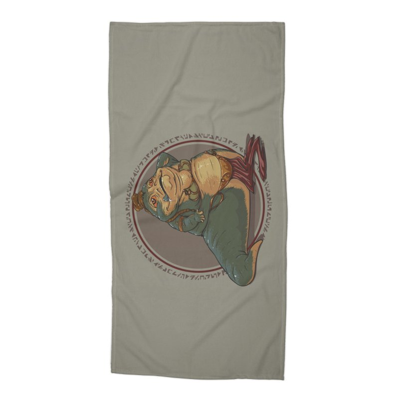 Sexy Worm Accessories Beach Towel by jrieman's Artist Shop