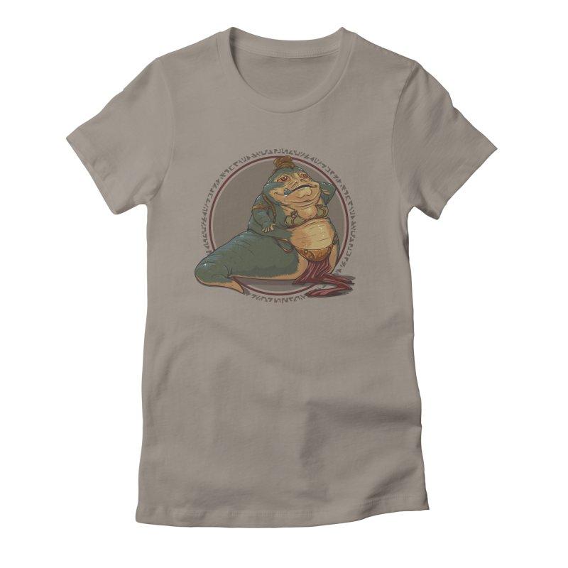 Sexy Worm Women's Fitted T-Shirt by jrieman's Artist Shop