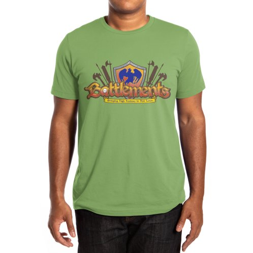 image for Battlements the Tee Shirt
